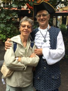 Valérie Marchal et Denis A. Forest